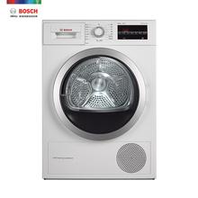 博世(BOSCH)WTW875600W 9公斤 原装进口热泵干衣机 白色