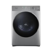 松下(Panasonic)XQG100-SD135 10kg除螨洗烘一体智能滚筒洗衣机APP远程智控 拉丝银