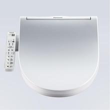 松下(Panasonic)即热式智能马桶盖家用全自动电子坐便盖板冲洗洁身器DL-PN30CWS 白色