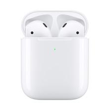 【官方授权】Apple 2019新款 AirPods2代(配无线充电盒) MRXJ2CH/A(支持无线充电)