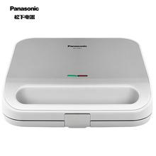 松下(Panasonic)NF-HW1WSQ 华夫饼机 面包华夫饼机 早餐机 松饼机 三明治机 煎蛋