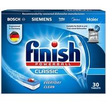 亮碟 finish  洗碗机专用洗涤块 543g