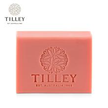 蒂利 Tilley 羊奶精油皂 芳郁花香系列 樱花 100g 澳洲进口