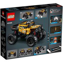 乐高(LEGO) 积木 机械组系列 42099 遥控越野车