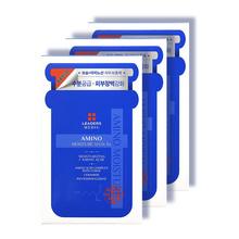 丽得姿 Leaders 美蒂优氨基酸补水保湿面膜 10片*3盒 艾斯