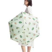 蕉下(BANANA UNDER) 2020款 果趣系列五折伞防晒晴雨两用 欢梨