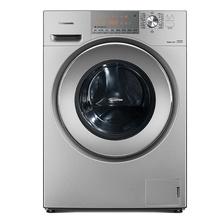 松下(Panasonic) XQG100-E155H 10公斤滚筒洗衣机(DC) 全自动 银色
