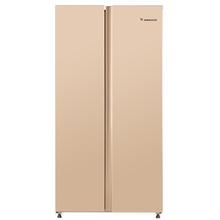 双鹿 BCD-466WSVYD 466升对开门冰箱 风冷无霜双变频 节能静音