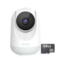 360 智能网络摄像机 D806 64G套餐