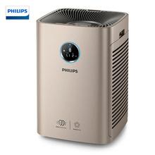 飞利浦(PHILIPS)空气净化器 除雾霾家用除甲醛颗粒物CADR710立方米同屏数显 智能APP控制 AC6675/00