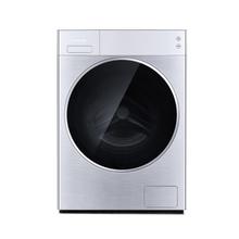 松下(Panasonic)XQG100-LD169 全自动滚筒洗衣机10公斤 LD169洗烘一体泡沫净 银离子杀菌 app远程智控 纳米水离子智能投放带烘干 银色