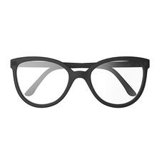KI ET LA儿童防蓝光眼镜Black 黑色 蝴蝶系列T6(推荐8-12岁)3760216361988