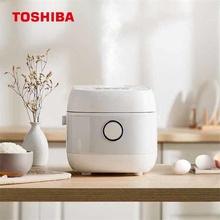 东芝(TOSHIBA)电饭煲 2L 迷你IH电饭锅 1-2-3人 智能家用 小型电饭煲 RC-7HMC