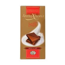 希舒娜 榛子牛奶巧克力排块 100g
