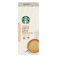 星巴克 拿铁速溶咖啡14g*4