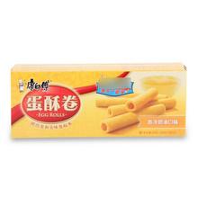 康师傅 香浓奶油味蛋酥卷 108g/盒