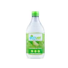 ECOVER 欧维洁 生态环保洗碗液柠檬芦荟配方950ml 蔬餐具清洁剂柠檬芦荟 比利时品牌
