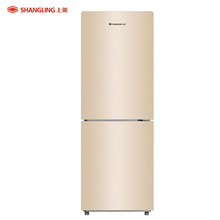 上菱(SHANGLING) BCD-185WKY 185升 风冷无霜 双门冰箱