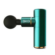 SKG mini筋膜枪按摩仪 F3(极光绿) 肌肉放松器 迷你小型轻巧便携