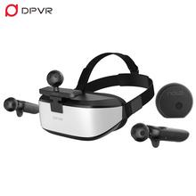 大朋 DPVR E3C游戏套装 VR眼镜 VR体感游戏机 steam游戏 VR女友 (E3C游戏套装 白色)